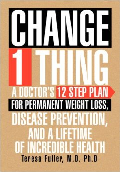 Book: Change 1 Thing