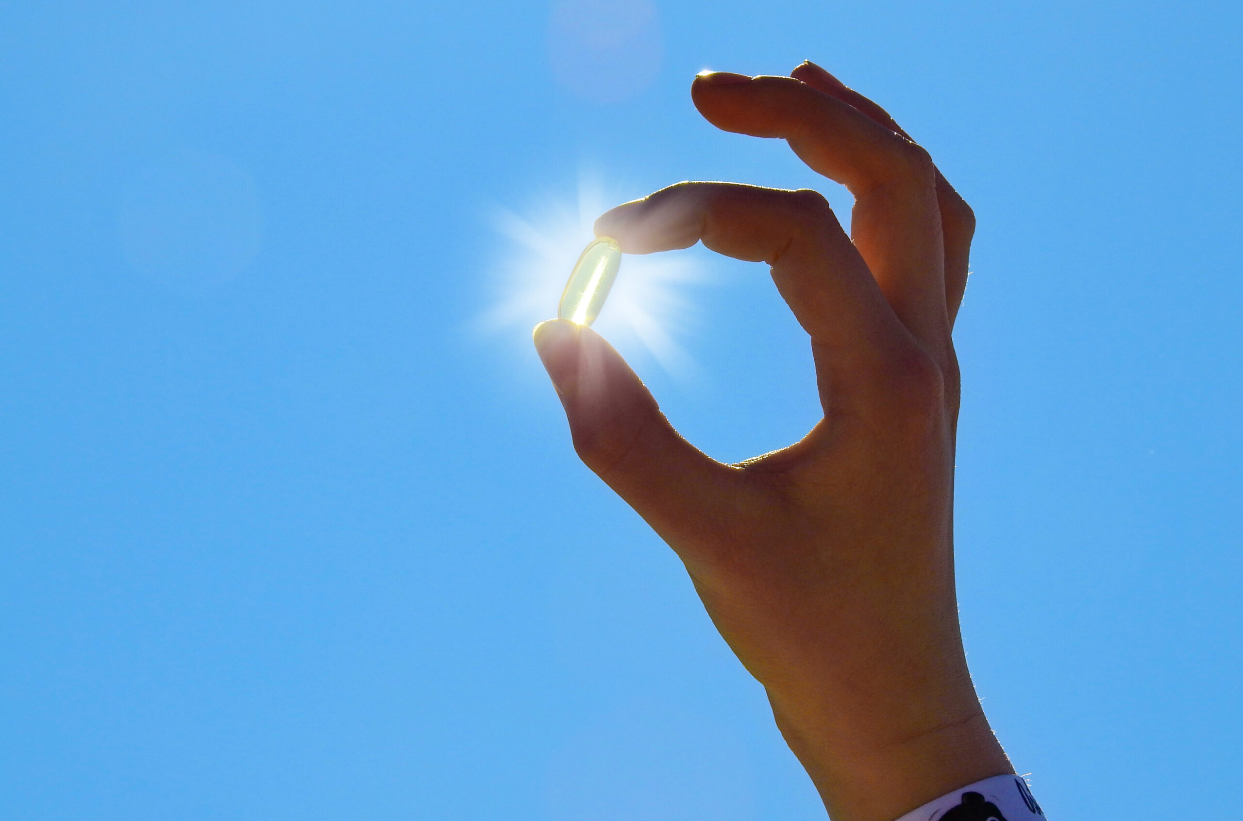 Why aren't we talking more about Vitamin D during this pandemic?